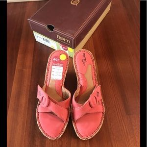 Born Pink Sandals